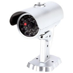 Mitaki Japan ELCAMERA4 Mock Security Camera Blinking Red Light