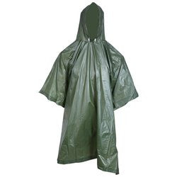 All-Weather Waterproof Rain Poncho GFPONCHO - Apparel & Accessories - Fits My Budget