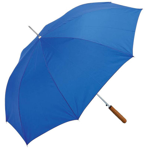 "All-Weather 48"" Polyester Auto Open Umbrella Royal Blue GFUMP48RBL - Sports & Games - Fits My Budget"