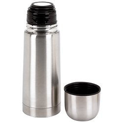 Maxam KTERM35 12 ounce Lunch Sized Stainless Steel Vacuum Bottle - House Home & Office - Fits My Budget