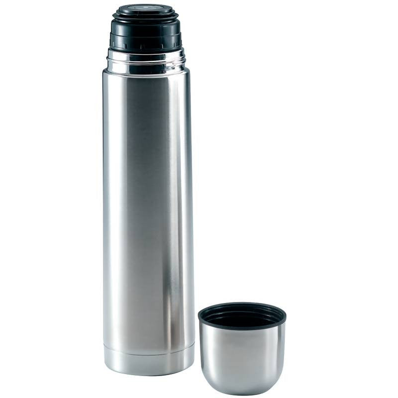 "Maxam KTHERMONE 13"" 1 quart Stainless Steel Vacuum Bottle - House Home & Office - Fits My Budget"