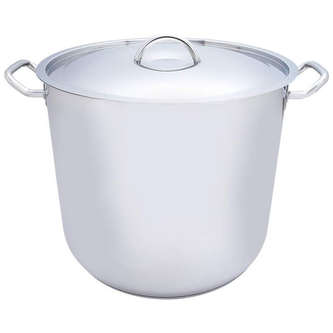 Precise Heat KTSP65 65 Quart Surgical Stainless Steel Stock Pot - House Home & Office - Fits My Budget