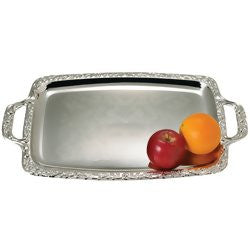 Sterlingcraft KTT8 Oblong Polished `Serving Tray Free Shipping - House Home & Office - Fits My Budget