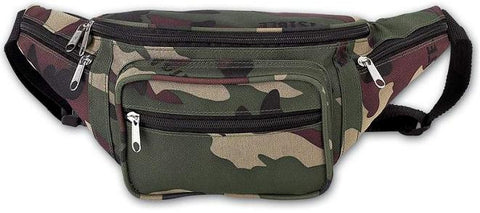 Extreme Pak Invisible Pattern Camo Waist Bag LUCAMWB - Apparel & Accessories - Fits My Budget
