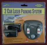 Style Auto Dual Garage Laser Parking System Free Shipping