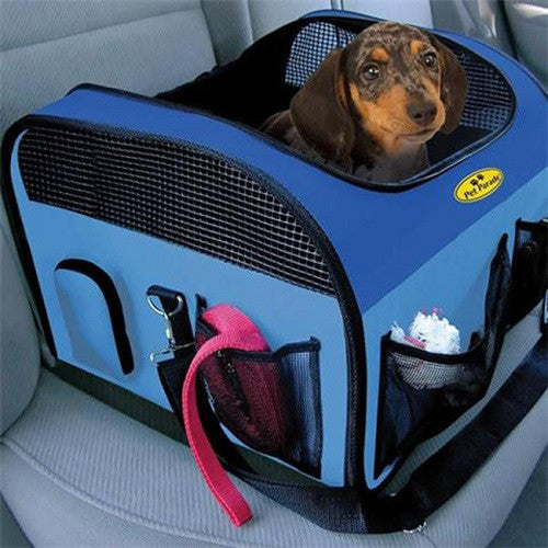 Pet Parade Pet Carrier Car Seat Pet Taxi JB6174 - Pet Palace - Fits My Budget