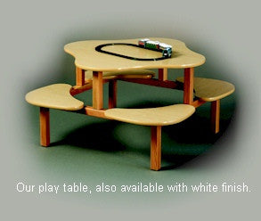 Wild Zoo Pre-School Play Table for Four