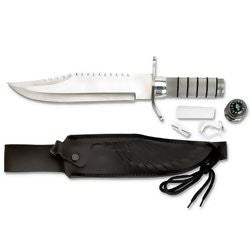 Maxam Fixed Blade Survival Knife SKSUV6 - Sports & Games - Fits My Budget