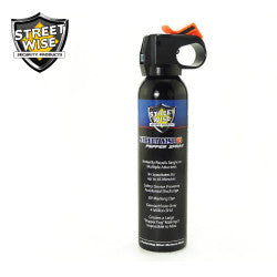 Streetwise 18 Pepper Spray 9 oz FIRE MASTER SW15FM18 - Safety & Security - Fits My Budget