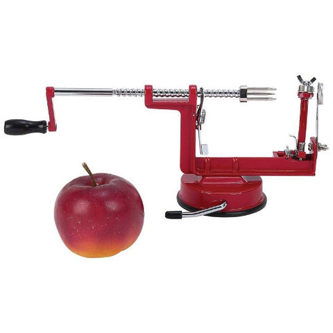 Maxam KTAPPLE Apple Peeler Apple Corer Apple Slicer - House Home & Office - Fits My Budget