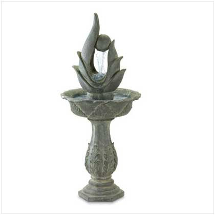 Classic Modern Designer Outdoor Garden Water Fountain 10037276 Free Shipping - House Home & Office - Fits My Budget