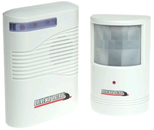 US Patrol Driveway Patrol Infrared Wireless Motion Detector Free Shipping - Safety & Security - Fits My Budget
