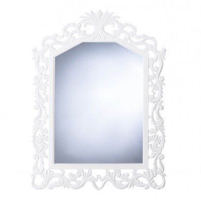 Fleur de Lis Wall Mirror 10016000 Free Shipping - House Home & Office - Fits My Budget