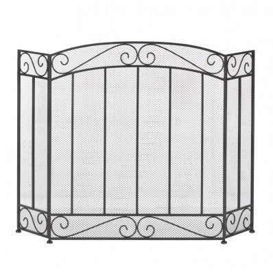 Classic Fireplace Screen 10016007 Free Shipping - House Home & Office - Fits My Budget