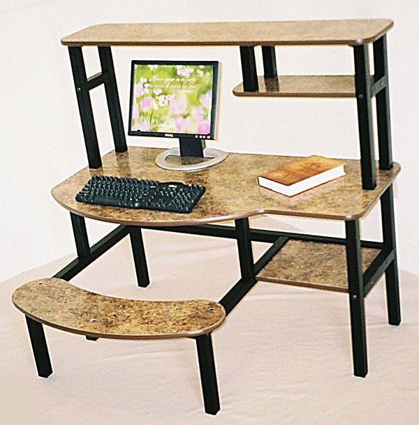 Wild Zoo Prodigy Grade School 2 Seat Buddy Desk Free Shipping - House Home & Office - Fits My Budget