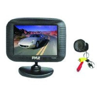 "Pyle PLCM35 3.5"" Mini Rear View Video Camera - Electronics - Fits My Budget"