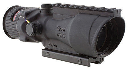 Trijicon TA648 Acog 6x48 Red Chevron .223 Flattop Reticle Riflescope Free Shipping - Outdoor Optics - Fits My Budget
