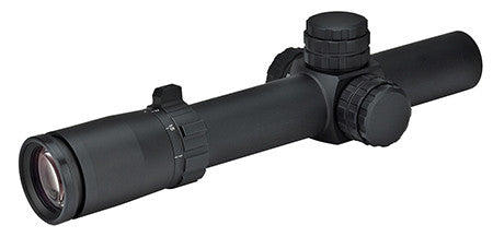 Weaver 800364 Illuminated Intermediate Range Riflescope 1-5x24 Free Shipping - Outdoor Optics - Fits My Budget