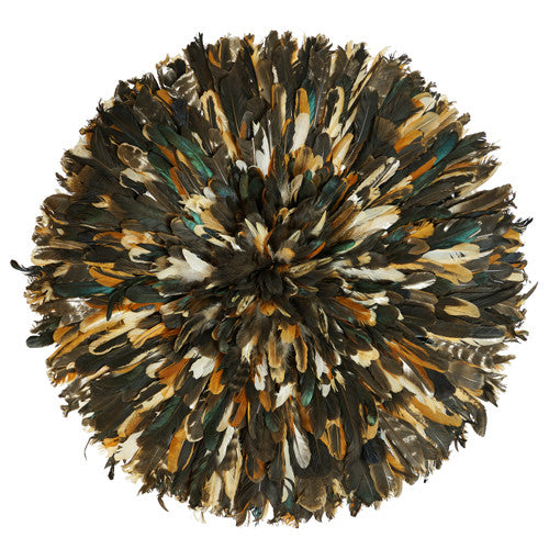 juju hat juju hats Mallard Dark Brown color african juju hat wall decor feather headdress for sale cameroon wall hanging bamileke hat