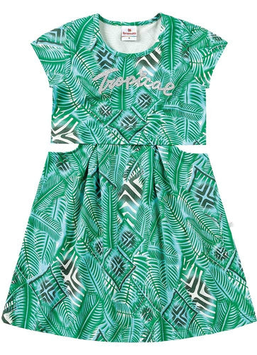 """Tropical"" Cutout Dress (more colors)"