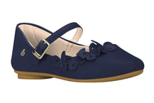 Girls Butterflies Mary Jane in Navy (Sizes 9.5 Little Kid - 2.5 Little Kid)