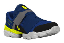 Drop Boys Sneakers (Navy/ Grey/ Yellow)