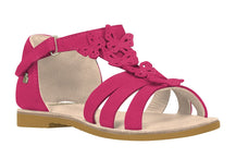 Girls Butterflies Sandal in Pink (Sizes 9.5 Little Kid - 5 Big Kid)