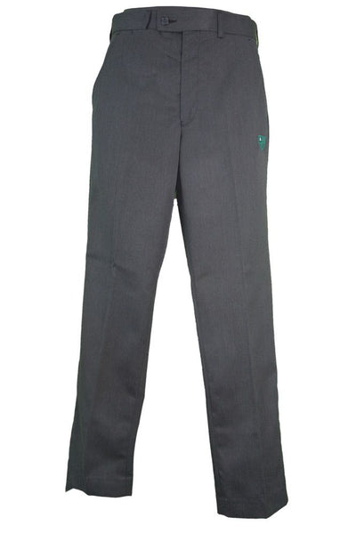 Boys and Mens Trousers Charcoal – AB