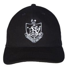 Black Cap with Logo