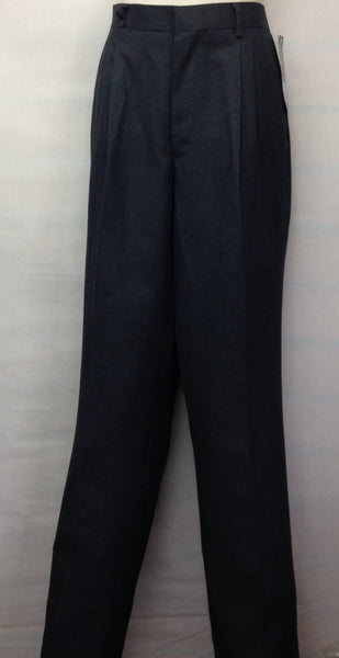 Trousers, charcoal (Boys) - HCC