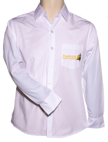Long Sleeve Shirt, white - HCC