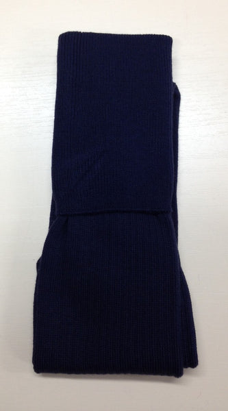 Socks Knee High Navy - OLV
