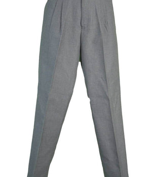 Boy's and Men's Grey Belt Loop Trousers - SG