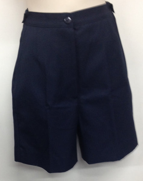 Girls Navy Shorts – WH