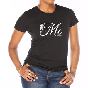 See Me Tee (Limited Quantity in Regular Fit - 10% off)