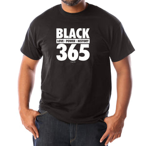 Black 365 (Men's) Classic T-Shirt
