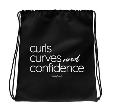 Curls, Curves and Confidence Runner Bag