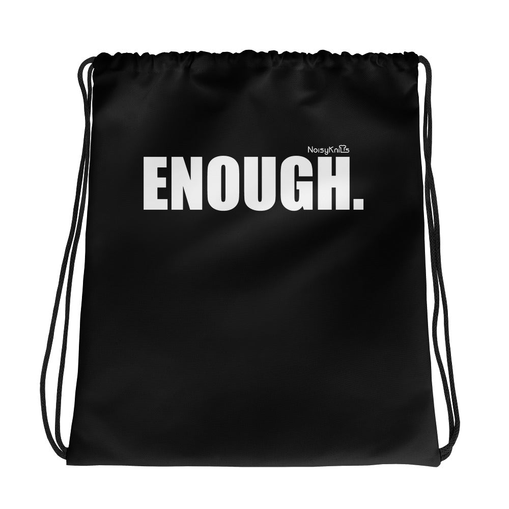 Enough. Runner Bag