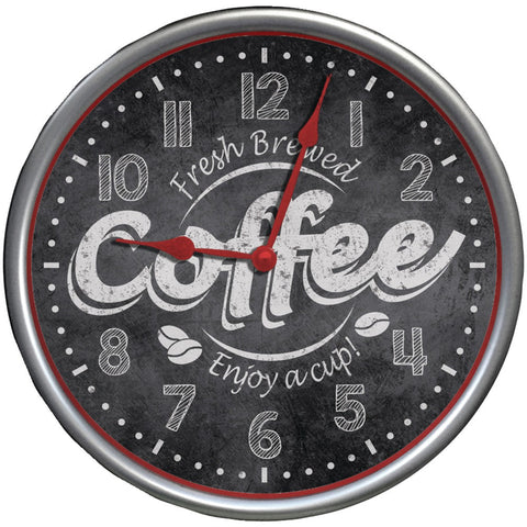 'Westclox It''s Time For Coffee Clock'