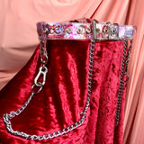 Lover Babe Double Chain Belt