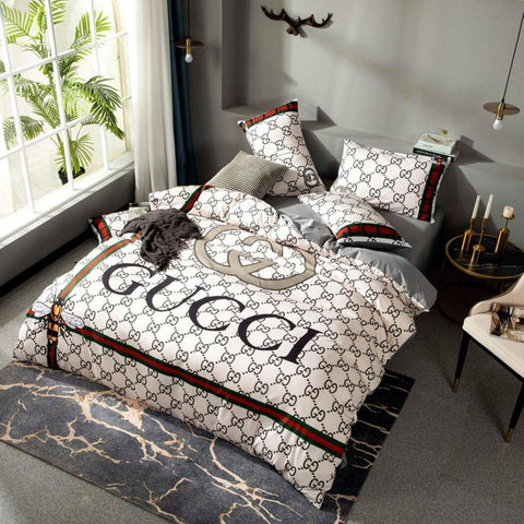 Luxurious Home Designer Bedding Set - My Aashis