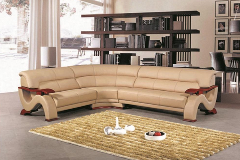Luxury Jasper 6 Seater Modular Sectional Sofa - My Aashis