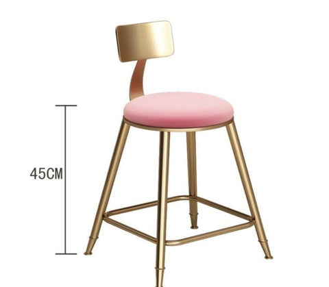 Newest Nordic Cafe & Bar Metal Armchair - My Aashis