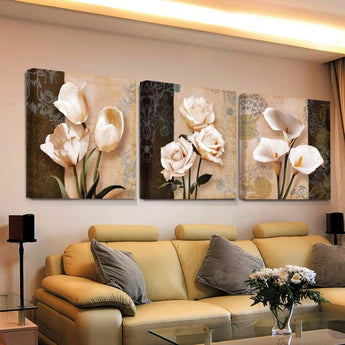 3D Genuine Canvas Painting