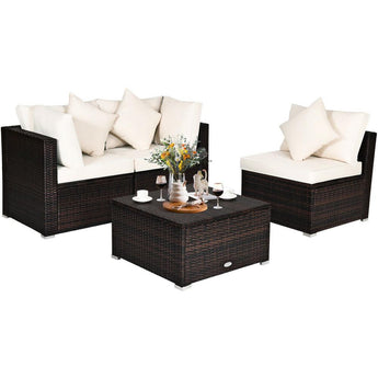 Trendy Outdoor Rattan Furniture Set - My Aashis
