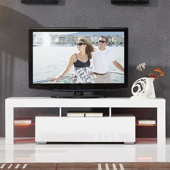 High Quality Glossy Finish Media Center For Comfort - My Aashis