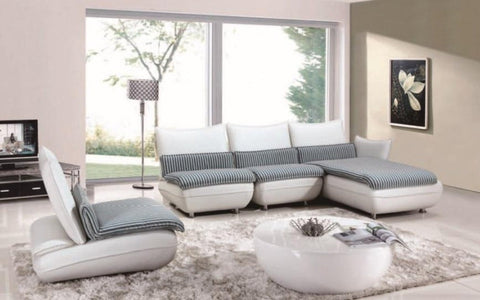 Corelli - Luxury Fabric Modular Sofa - D