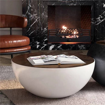 Nordic Style Bowl Designed Coffee Table - My Aashis