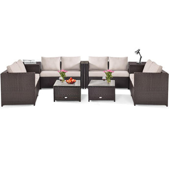 Simple Stylish Outdoor Furniture Set - My Aashis