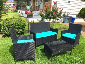 Luxury Style Patio Outdoor Furniture Set - My Aashis